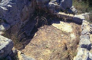 Minoan villa in Zakros