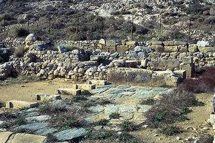 La villa minoica di Àmnisos