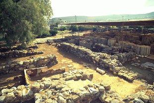 The Minoan villa in Hani Kokkini