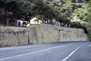 Die Agios Georgios-Kirche in der Selinari-Schlucht