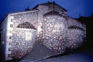 Η τρίκλιτη βασιλική εκκλησία στην Παναγία