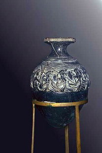 The Harvester 's Vase from Agia Triada