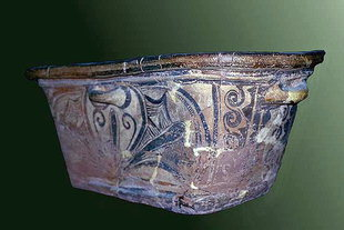 Sarcophages Minoens