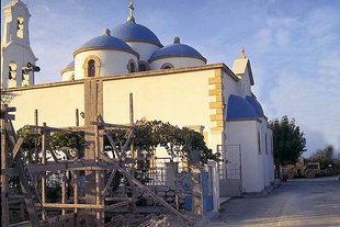 Metamorphosis of Sotiras, Agios Nikolaos and Agios Dimitrios Church