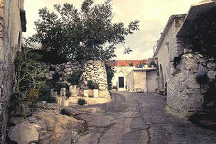 The Panagia Church in the village of Kournas