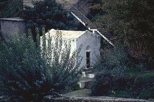 L'église d'Agia Irini à Kournas