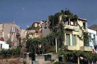 Les murailles de Kastelli à Chania