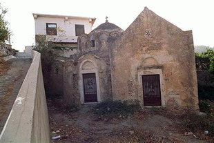 Η Βυζαντινή εκκλησία του Αγίου Γεωργίου στην Επισκοπή