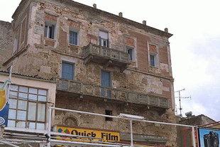 Venezianisches Bauwerk oberhalb des Sindrivani-Platzes, Chania