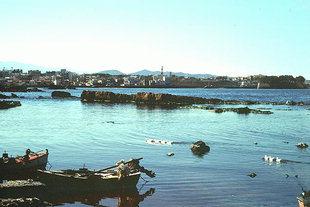 Η περιοχή των Χανίων γνωστή ως Ταμπακαριά