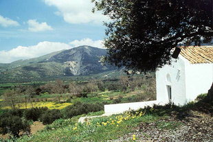 La chiesa di Agios Georgios ad Ano Viannos