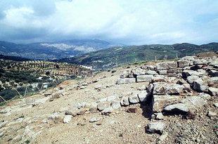 Minoan Site in Ano Viannos