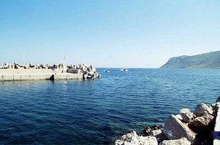 Il porto di Milatos