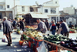 Market Day in Arkalohori