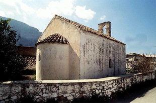 La chiesa di Agios Georgios ad Embaros