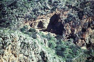 La grotta di Milatos