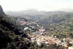 Le village de Spili
