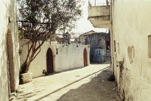 A street in the village of Episkopi