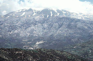 Amari Valley and Mount Psiloritis