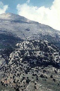 Kamares Cave on Mount Psiloritis