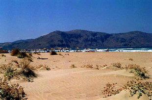 Spiaggia di Georgioùpolis