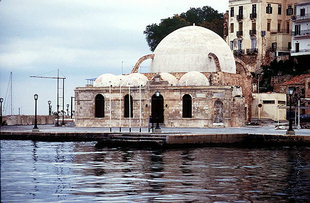 Janissaries Mosque, Chania