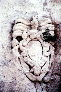 Βενετικό επιγραφή, στην Μονή Προφήτη Ηλία, στα Ρούστικα