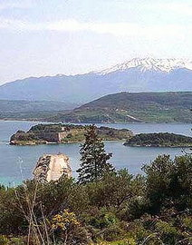 A view of Souda bay